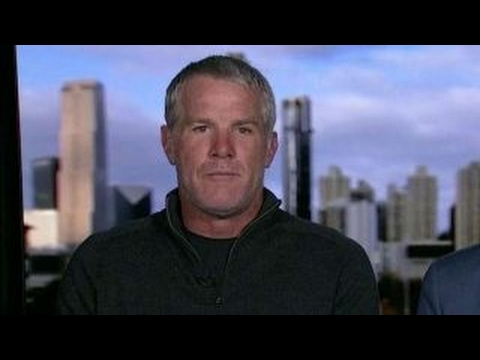 Brett Favre on his first Super Bowl jersey: I have no idea where it is