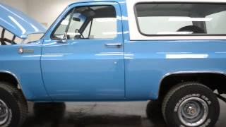 1976 Chevrolet K5 Blazer 4x4