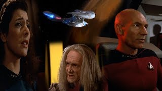 TNG Lore : Thirsty Betazoids and Tortured Aliens