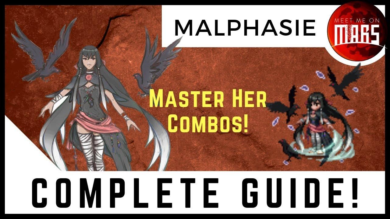Malphasie Complete Guide Hybrid Tdw Legend Ffbe Youtube