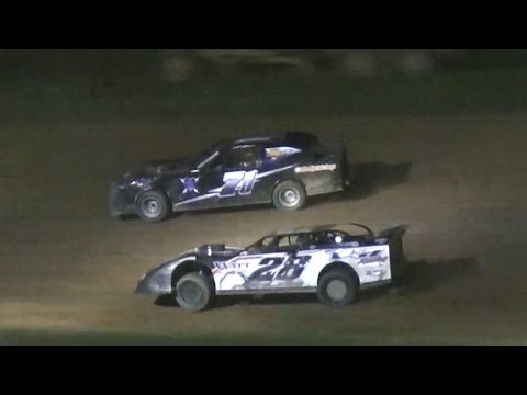 Street Stock Feature | McKean County Raceway | 6-9-16