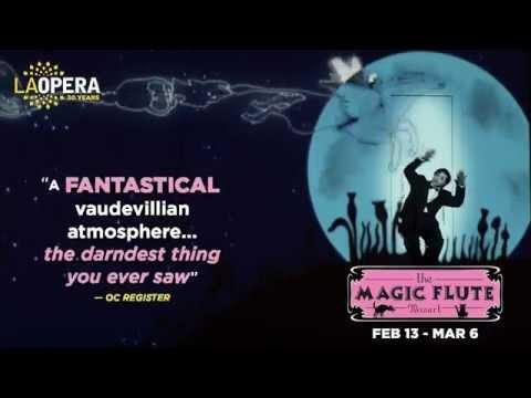 The Magic Flute 2016 Trailer