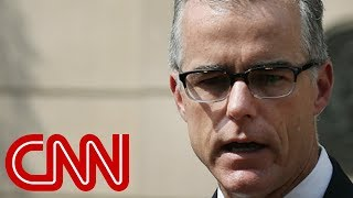 McCabe: Rod Rosenstein offered to wear a wire into White House