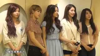 4minute Interview by Yinyuetai 音悅台專訪 thumbnail