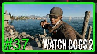 Watch Dogs 2 - Parte #37 - Artista que Empilha Pedras [Gameplay Dublado PT-BR]