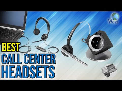 8 Best Call Center Headsets 2017