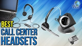 8 Best Call Center Headsets 2017