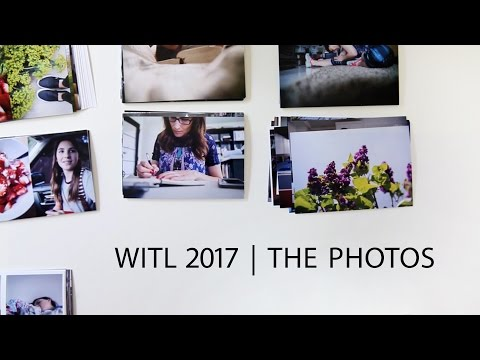 Week in the Life 2017 | the photos