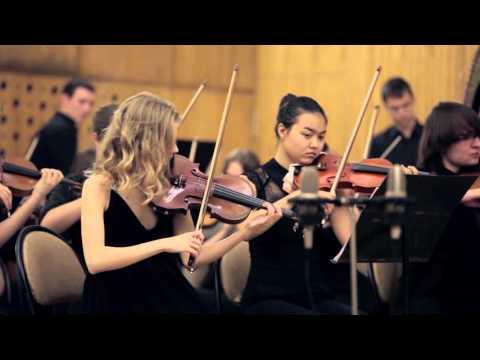 Russian Premiere Gandhi Symphony by Hidayat Inayat Khan