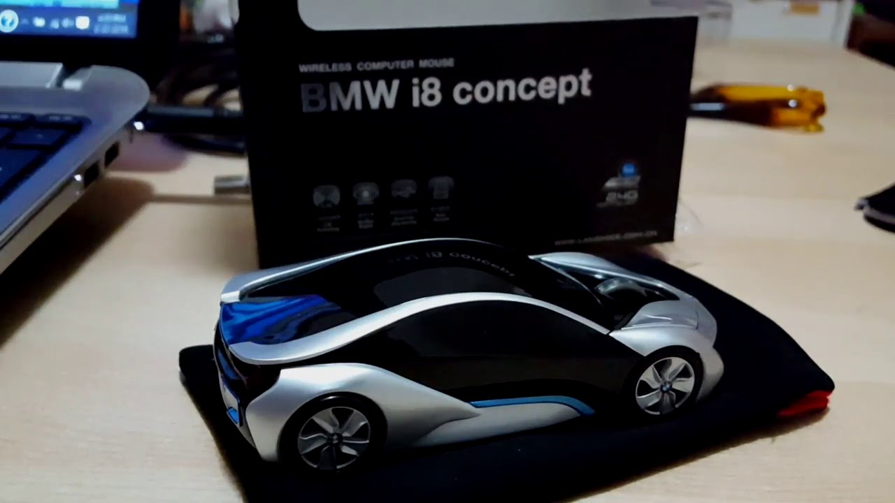 Landmice Wireless Mouse for Car BMW i8