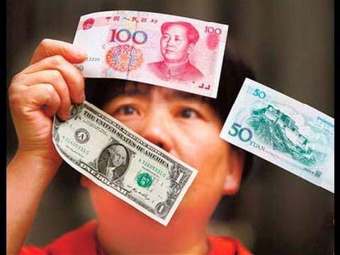 Yuan En Vez De Dólar