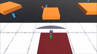 3D Platformer Test in Unity