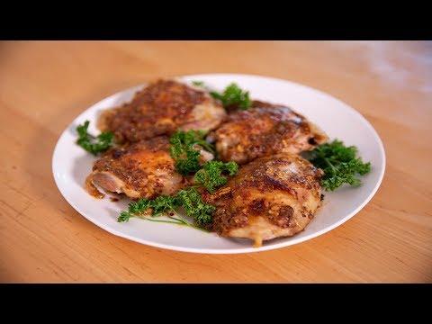 Ingles Table - Nex Millen | Maple Mustard Chicken Thighs