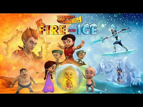 Super Bheem Fire and Ice Movie Title Track