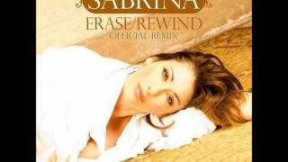 SABRINA SALERNO BOYS (2008 VERSION) ALBUM ERASE REWIND.wmv