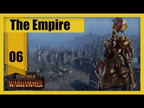 Total War: Warhammer- Empire Campaign Part 6 (Battle of Middenheim)