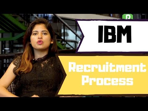 IBM Recruitment Process for Freshers 2019