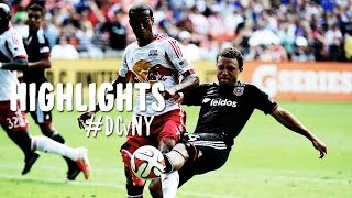 HIGHLIGHTS: D.C. United vs. New York Red Bulls | August 31, 2014