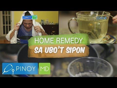 Pinoy MD: Herbal medicines para sa ubo't sipon, alamin!