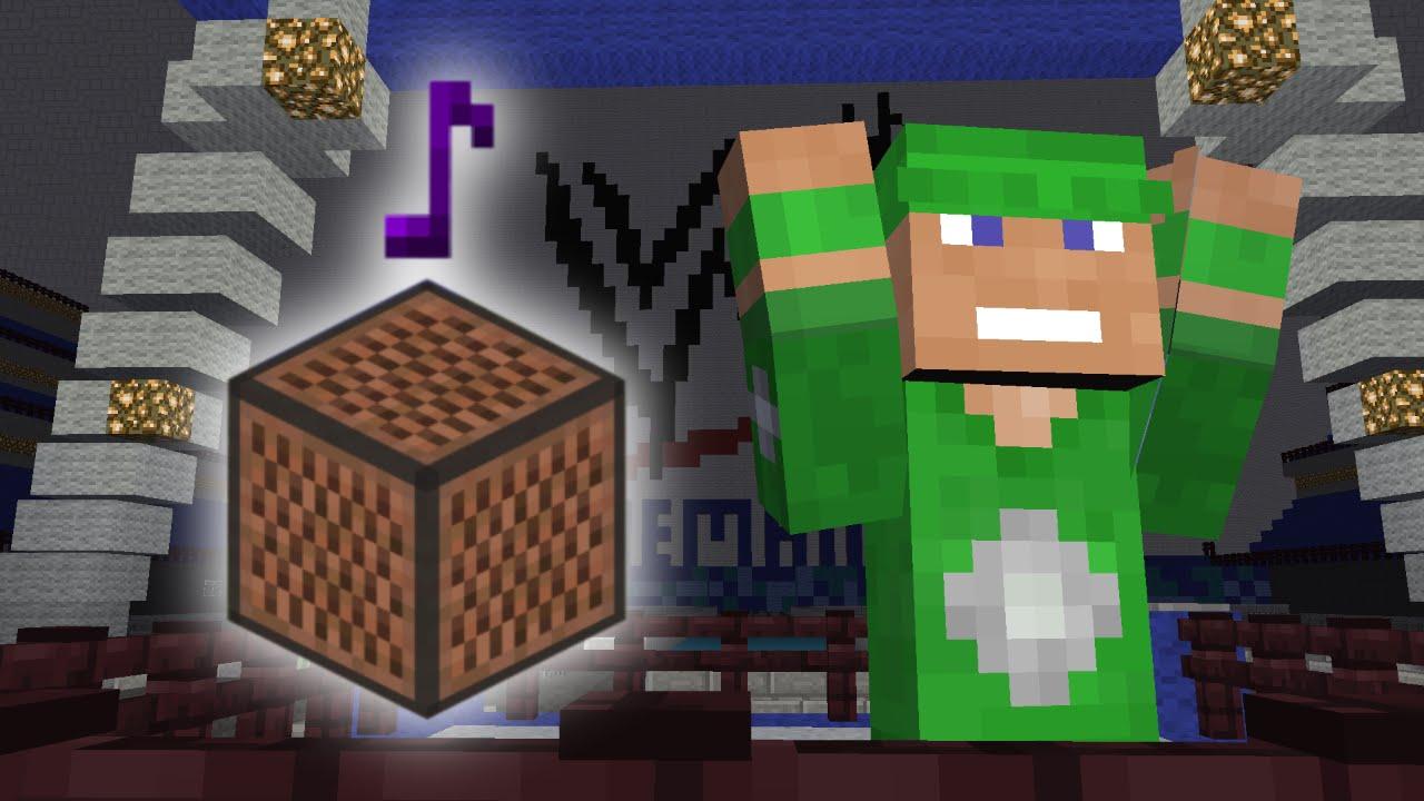 john cena theme song minecraft note block remake youtube. Black Bedroom Furniture Sets. Home Design Ideas