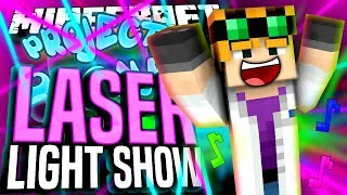 minecraft   laser light show   project ozone 188