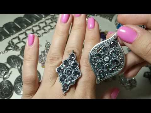 Мои покупки из серебра вторая часть (вчерашнее позднее видео😅) +30958431278