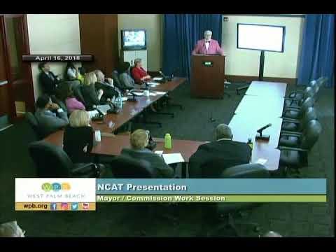 041618 Work Session NCAT Presentation