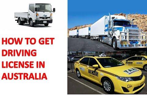 Procedure To Get Car License In Australia. TRUCK||CAR LICENSE