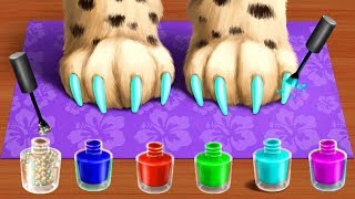 Baby Animal Hair Salon 2 - Play Cute Pet Care & Jungle Style Makeover Fun Kids Games By TutoTOON