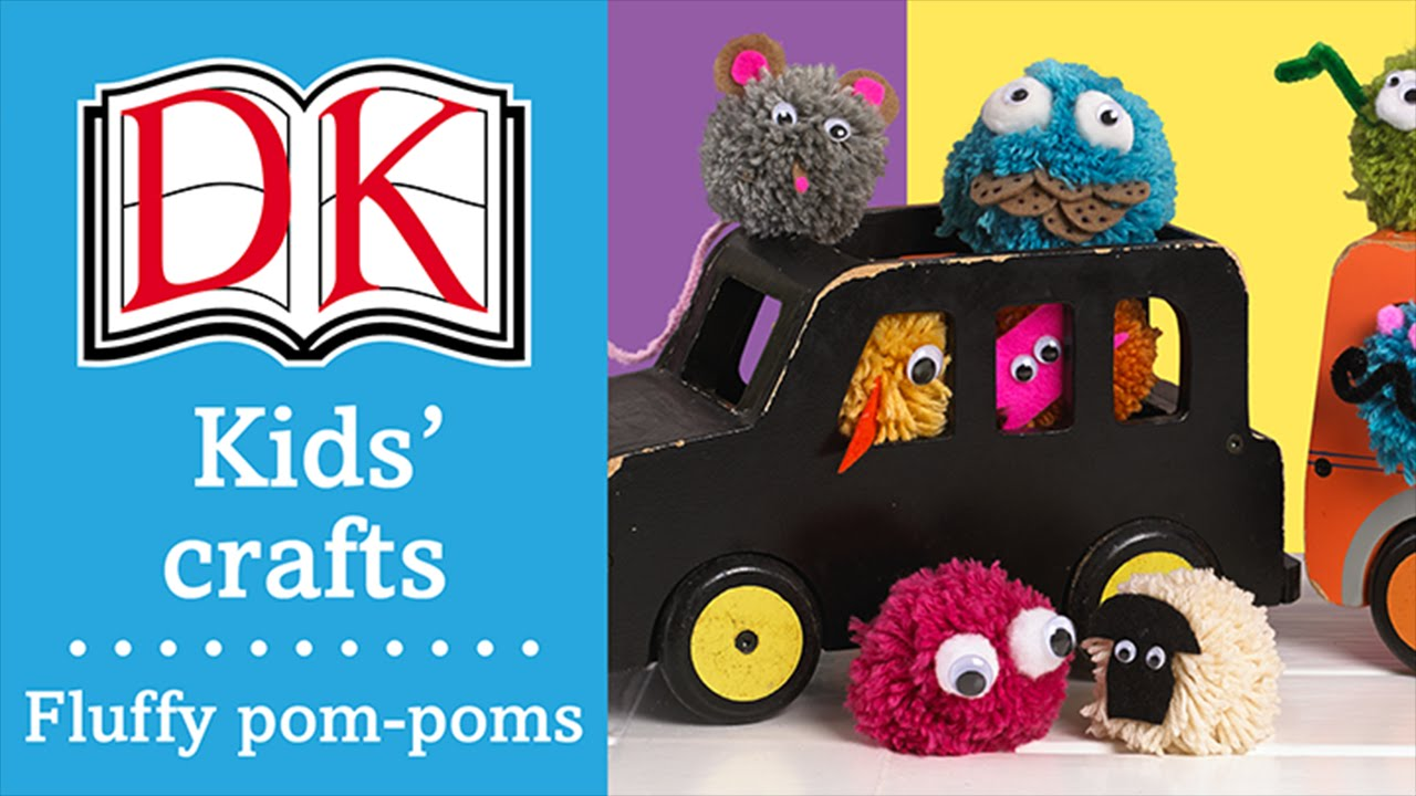 craft ideas with pom poms craft ideas for pom poms 6342