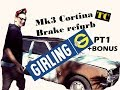 Mk3 Ford Cortina Estate - Brake refurb PT1
