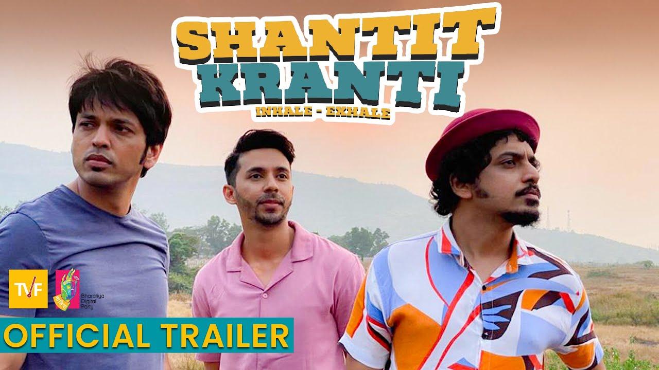 Shantit Kranti | Marathi web series | A TVF Creation | @Bharatiya Digital Party | @SonyLIV  Original