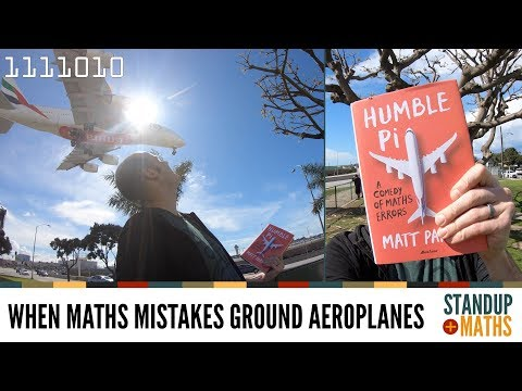 Humble Pi: plane wrong