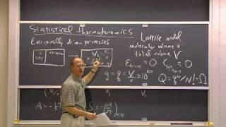 Lec 27 | MIT 5.60 Thermodynamics & Kinetics, Spring 2008