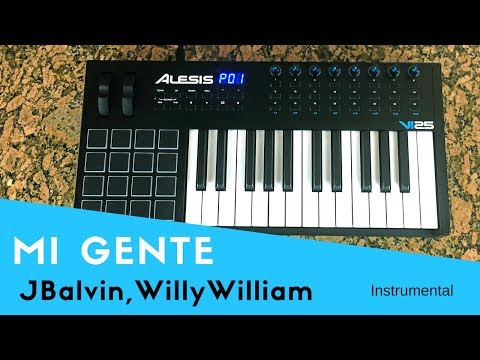 Mi Gente - J Balvin, Willy William...