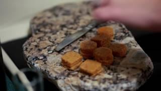Carrot Cake Three Ways: Trifles, Truffles, and Petit Fours