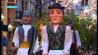 Desfile Folclórico Internacional 2015 - Parte 1