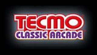 Overview of Tecmo Classic Arcade for Xbox by Protomario