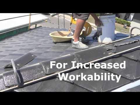 Mortarlite Roof Tile Bedding Mortar
