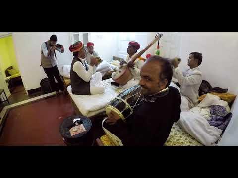 Najar Niharun Nagar Biharun | Mahesharam ji | Jaipur Virasat Foundation & Rajasthan Kabir Yatra
