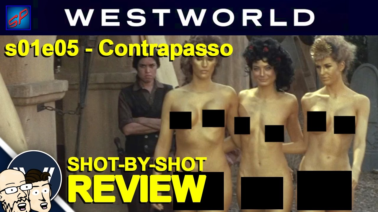 westworld s01e01 recap