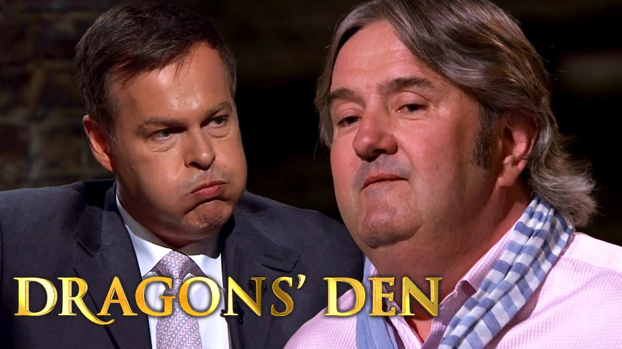 Cosy Businessman's Relaxed Attitude Unveils Home Truths! | Dragons' Den