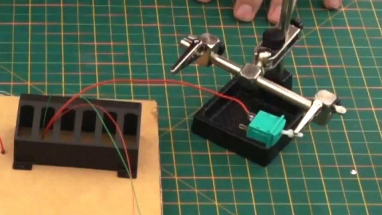Wiring An Eckon Or Berko Signal Using A Peco Pl 23 Wiring Diagram