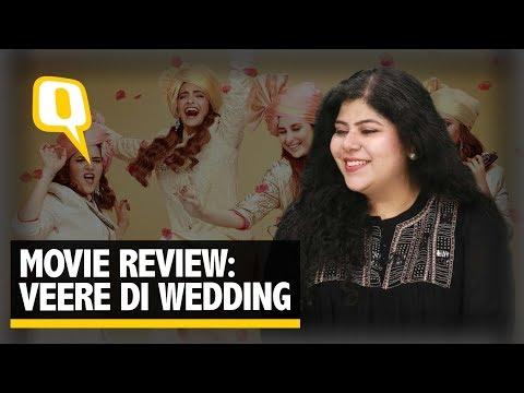 'Veere Di Wedding' Is Just Another Shallow Shaadi Flick