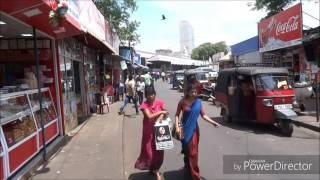 Colombo city,  Sri Lanka