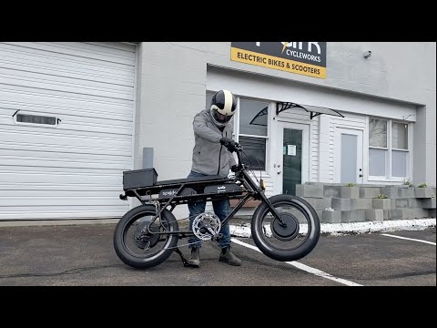 Electric Bike with 2 Motors and 2 Throttles! (Spark Cycleworks Custom Build | Project Scorpio)
