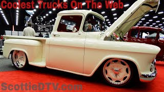1957 Chevrolet Pickup Street Truck 2017 Pigeon Forge Rod Run fall