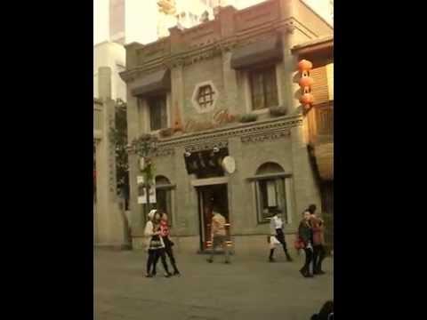 """Fuzhou Tourist Spot """"SanFangQiXiang"""" 1/3 福州三坊七巷"""""""