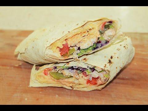 ШАУРМА домашняя - Пальчики оближешь - Рецепт Шавермы в домашних условиях / Shawarma Recipe