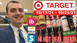 ABSOLUTELY INSANE TARGET CΟUPONING DEALS! ~ 14 HOT DEALS!~ GIFT CARD DEALS + MORE ~10/17/21-10/23/21